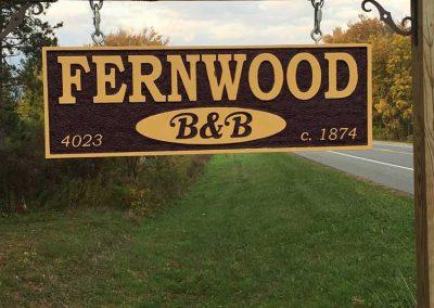 FernwoodSign